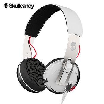 《Skullcandy》Grind葛萊 大耳罩式耳機-白