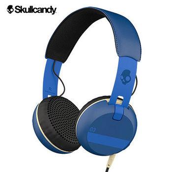 《Skullcandy》Grind葛萊 大耳罩式耳機-寶藍
