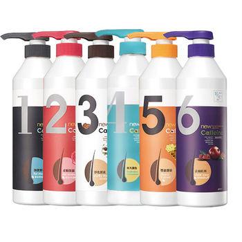 E2C 啡洗不可無矽靈咖啡因洗髮精(600ml)