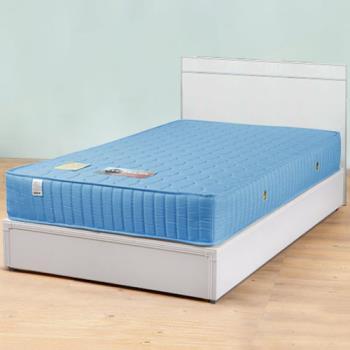 Homelike 麗緻3.5尺獨立筒床組-單人(四色)