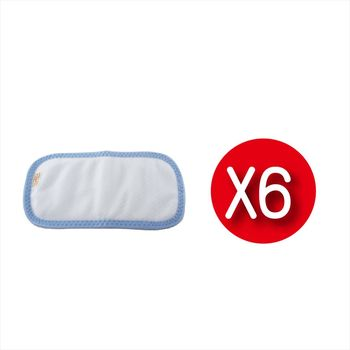 【COTEX】加強型吸尿墊(DW502)6件組-適用於新生兒 與標準型、加厚型吸尿墊搭配使用