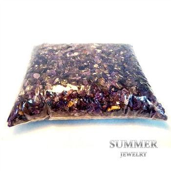 【SUMMER寶石】《紫水晶5公斤》天然開運水晶碎石(除穢氣、開運必備)