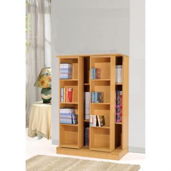 【好傢俱】全新小尺寸日式雙排活動書櫃-三色