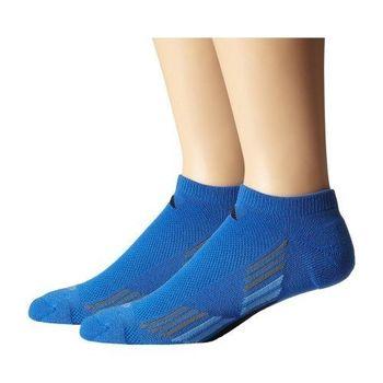 【Adidas】2016男Climacool皇家藍色低切短襪2入組(預購)
