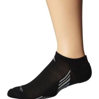 【Adidas】2016男Climacool黑色低切短襪2入組(預購)