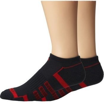 【Adidas】2016男Climacool黑色無外露短襪2入組(預購)