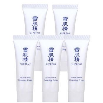 KOSE 高絲 雪肌精極淬卸妝霜(25gX5)