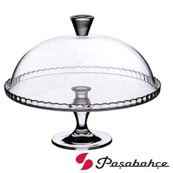 土耳其Pasabahce高腳玻璃蛋糕盤-P95200