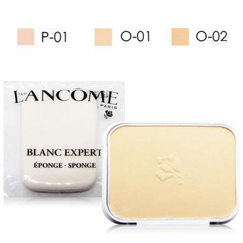 LANCOME 蘭蔻 激光煥白持久粉餅 補充蕊 色號可選 #O-01 #O-02 #PO-01