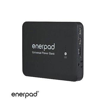 【enerpad】萬能行動電源 - 皮革黑 AC-18K (18000 mAh)