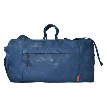 NCAA迷彩藍兩用旅行袋 (藍色、黑色)