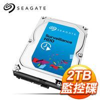 Seagate 希捷 2TB 64M 3.5吋 5900轉 監控硬碟 SV35 Serie