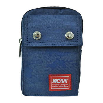 NCAA迷彩藍側背/腰掛兩用小包_(深藍色、黑色、紅色)