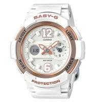 BABY ^#45 G 澀谷街頭女孩 色調 腕錶 ^#45 白金 ^#45 BGA ^#4