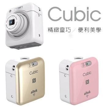 【altek】Cubic無線智慧型相機~贈傳輸線+8G+小腳架