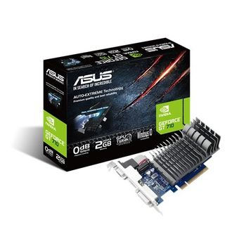 ASUS 華碩 710-2-SL 顯示卡 GT710 2GB DDR3 靜音版