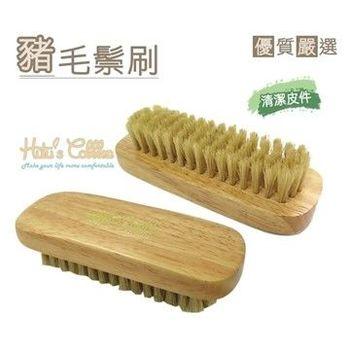 ○糊塗鞋匠○ 優質鞋材 P09 台灣製造 豬毛刷  -3支