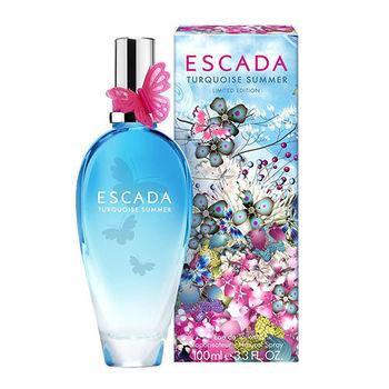 Escada Turquoise Summer 綻藍香頌女性淡香水 100ml