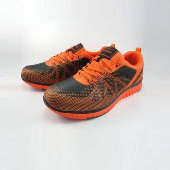 [PROMARKS]輕量亮彩橘男慢跑鞋-MKS2526