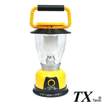 【特林TX】LED鑽光太陽能露營燈(GSH-6077TC-159)