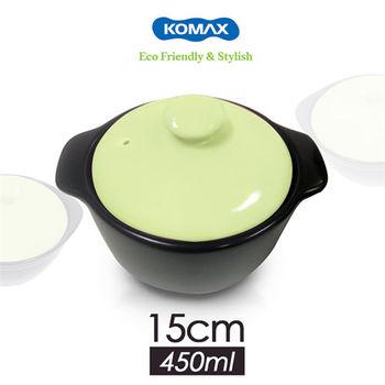 【韓國KOMAX】SSEN COOK 樂享食陶瓷鍋15cm-20936