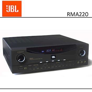 【JBL】專業級卡拉OK擴大機 RMA220
