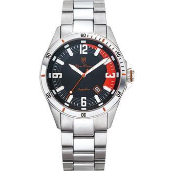 Olym Pianus 奧柏表  酷炫時尚運動造型石英腕錶 5691MS