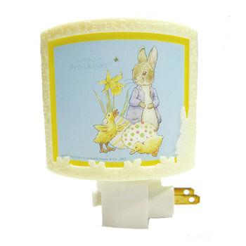 【BEDDING】小兔  彼得兔LED省電小夜燈
