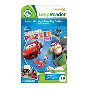 《LeapFrog 跳跳蛙》美國跳跳蛙LeapFrog-全英電子閱讀筆書籍-皮克斯遊戲書