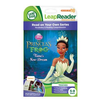 《LeapFrog 跳跳蛙》美國跳跳蛙LeapFrog-全英電子閱讀筆書籍-公主與青蛙