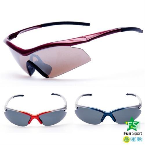 【Fun sport】帥勁有型-雙色太陽眼鏡(偏光鏡)