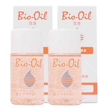 【Bio-Oil百洛】 護膚油 60ml 二入組