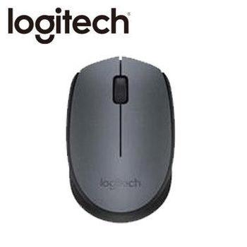 10入組-【Logitech 羅技】 B170 無線滑鼠