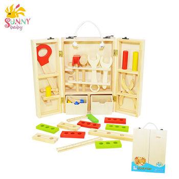【Sunnybaby】創意木頭工具組