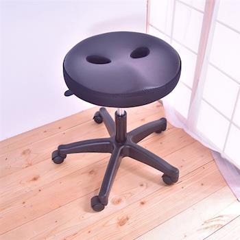 【凱堡】圓型釋壓椅 /氣壓椅/工作椅/美容椅