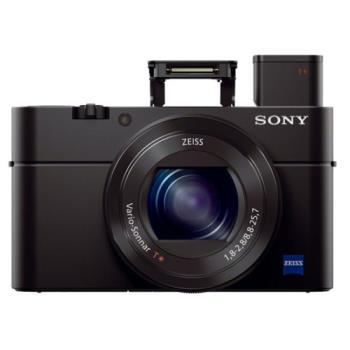 [64G+原電組] SONY RX100 III f/1.8大光圈類單眼相機(公司貨)