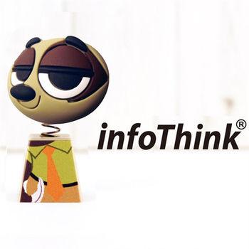 InfoThink ZOOTOPIA 樹懶搖頭造型隨身碟 16GB