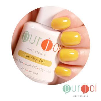 One Step亮彩膠15ml#Lemon Candy檸檬糖#114