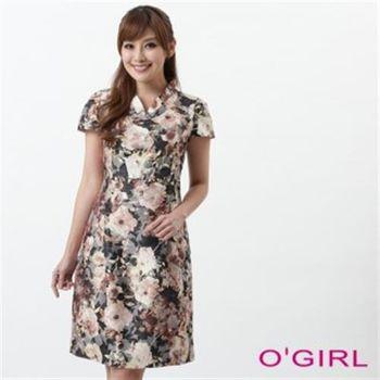 【OGIRL】中國風改良式旗袍