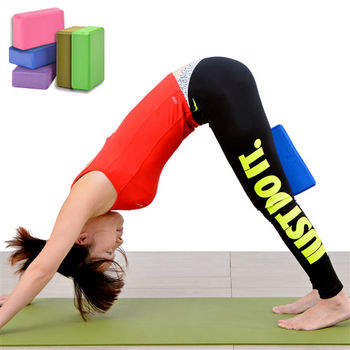 日本MAKINOU 健康樂活環保EVA優質瑜珈磚
