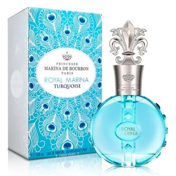 Marina de bourbon 皇家璀璨藍寶石淡香精(100ml)-送品牌身體乳