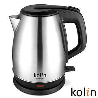 【歌林Kolin】1.8L古典不鏽鋼快煮壺(KPK-MN1801S)