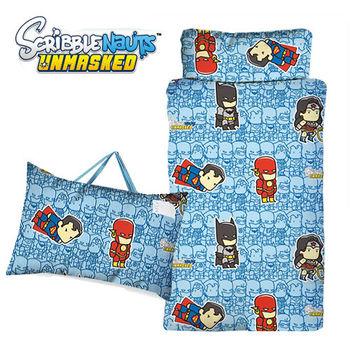 【正義聯盟】超級英雄二用幼教兒童睡袋-曙光篇