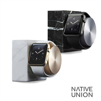 【Native Union】Apple Watch 手工大理石基座