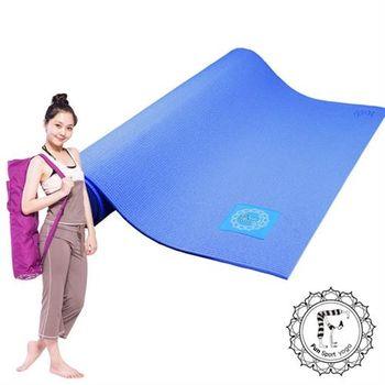 【Fun Sport】PER環保瑜珈墊-莓果藍(送束帶+立樂沛背袋)