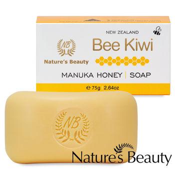紐西蘭Nature's Beauty麥蘆卡蜂蜜保濕潔顏皂75g