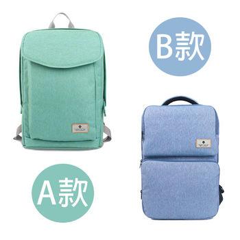 Dido shop 14吋韓風簡約筆電後背包 (BK083_84)