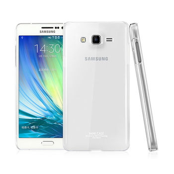 【IMAK】SAMSUNG Galaxy J3/J3(2016) 羽翼II水晶保護殼