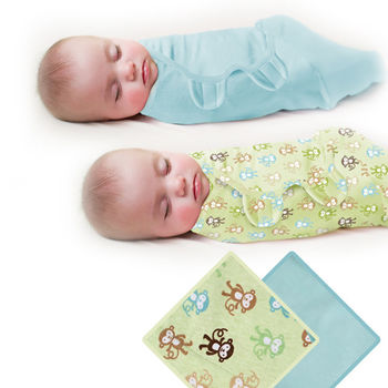 【美國Summer Infant】聰明懶人育兒包巾-2入組