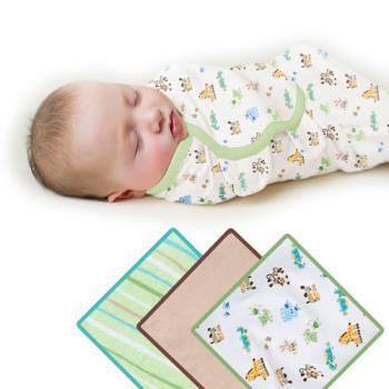 【美國Summer Infant】聰明懶人育兒包巾-3入組